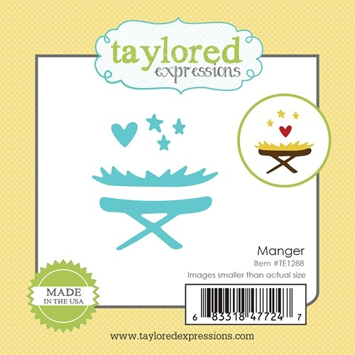 *NEW* - Taylored Expression - Little Bits - Manger