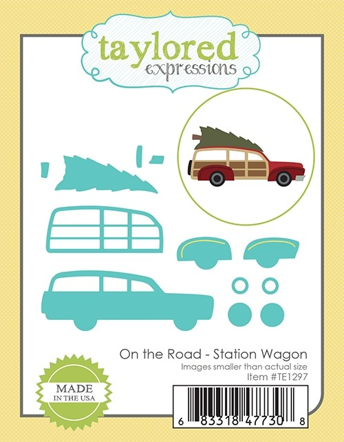 *NEW* - Taylored Expression - On The Road - Station Wagon