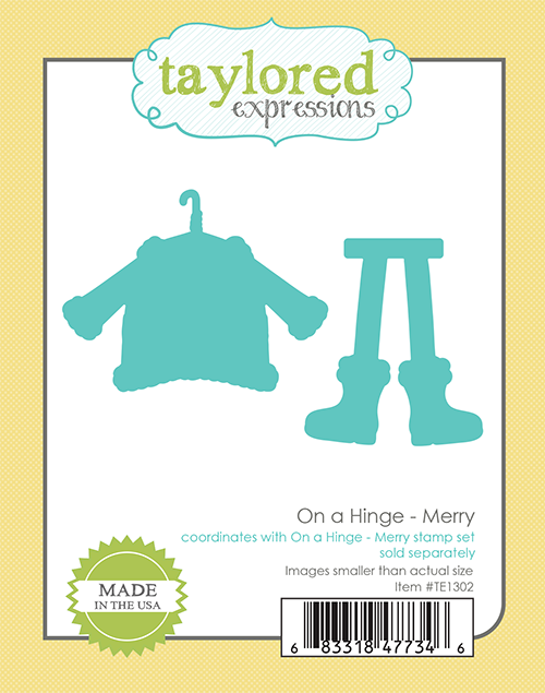 *NEW* - Taylored Expression - On a Hinge - Merry Dies