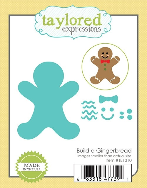 *NEW* - Taylored Expression - Build a Gingerbread