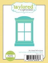 Taylored Expressions - Arched Window