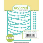Taylored Expressions - Bistro Lights Cutting Plate