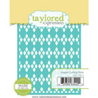 Taylored Expressions - Argyle Cutting Plate