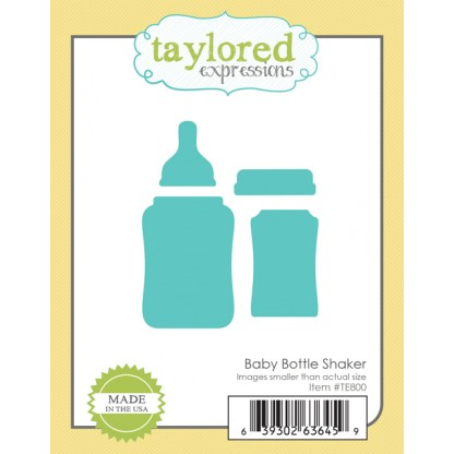 Taylored Expressions - Baby Bottle Shaker