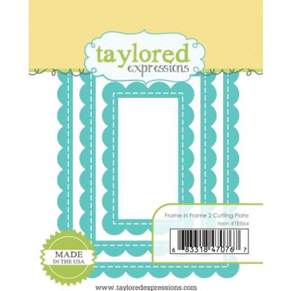 Taylored Expressions- Frame in Frame 2 Cutting Plate