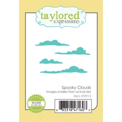 Taylored Expressions- Spooky Clouds