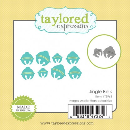 Taylored Expressions- Little Bits - Jingle Bells