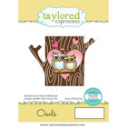 Taylored Expressions - Animals in Love - Owls