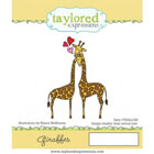 Taylored Expressions - Animals in Love - Giraffes