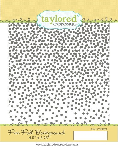Taylored Expressions - Free Fall Background