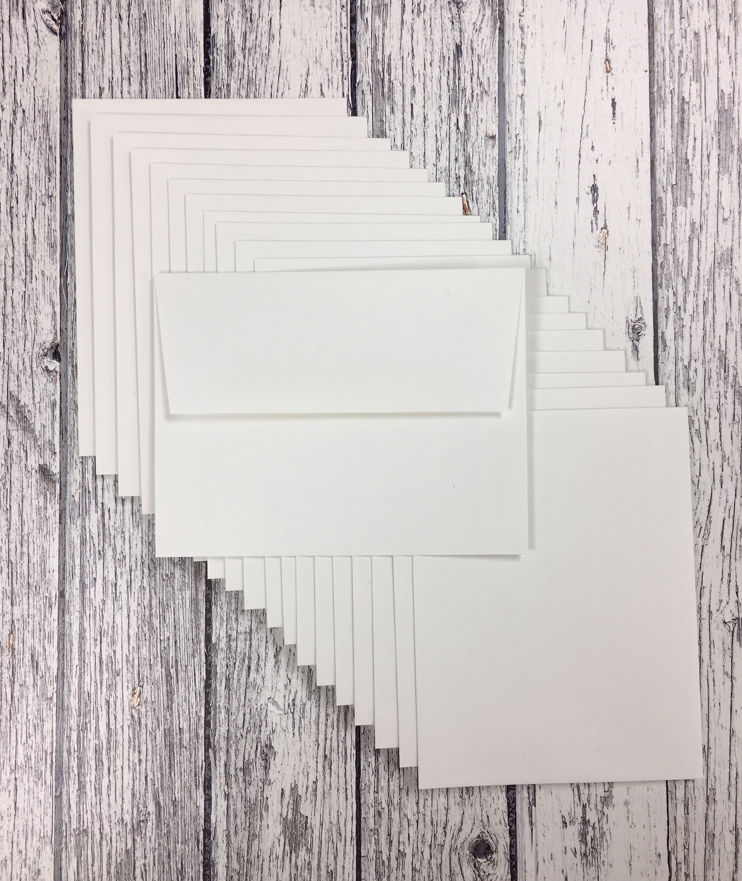 *NEW* - Taylored Expressions - A2 Envelopes - Sugar Cube - pack of 10