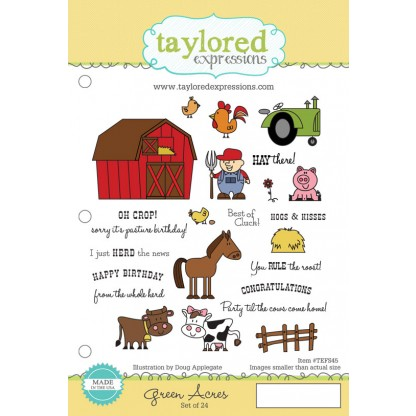 Taylored Expressions- Green Acres