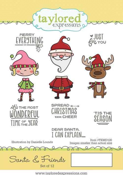 Taylored Expressions - Santa & Friends