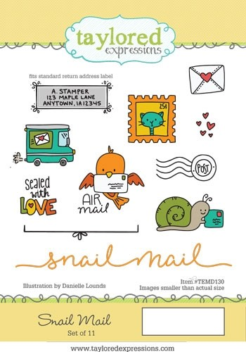 *NEW* - Taylored Expressions - Snail Mail