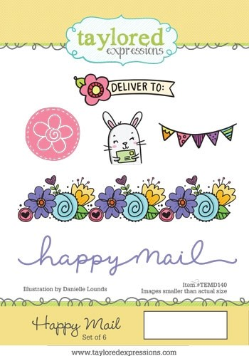 Taylored Expression - Happy Mail