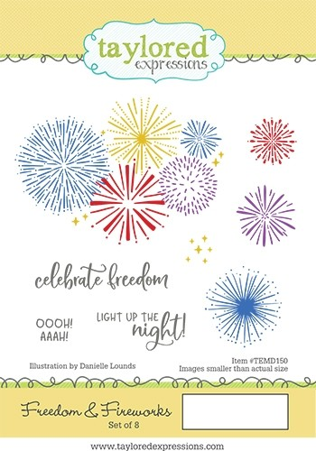 *NEW* - Taylored Expression - Freedom & Fireworks