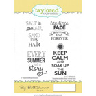 Taylored Expressions - Big Bold Summer