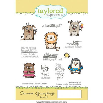 Taylored Expressions- Summer Grumplings