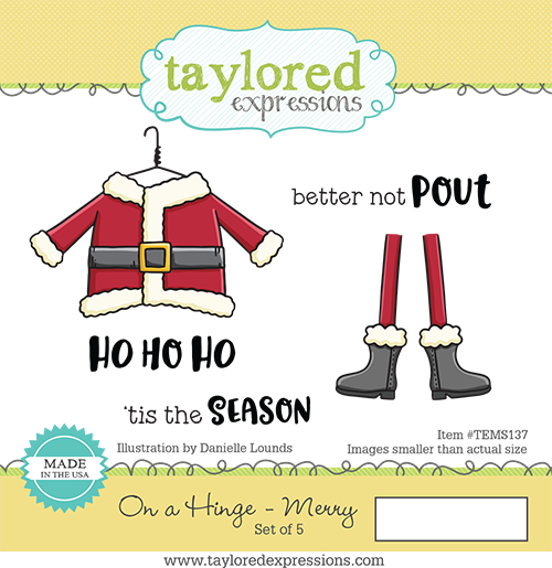 *NEW* - Taylored Expression - On a Hinge - Merry