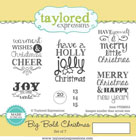 Taylored Expressions - Big Bold Christmas