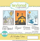 Taylored Expressions - A Winter View