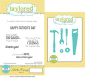 Taylored Expressions - All the Fixings with Coordinating Dies