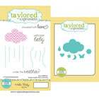 Taylored Expressions - Hello Baby with Coordinating Dies