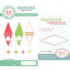 Taylored Expressions - Fly Your Flag 1 with coordinating die