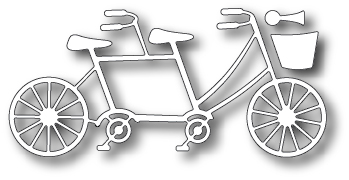 Memory Box - Bicycle Built for Two
