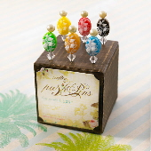 Push Pins - Butterfly Cameo