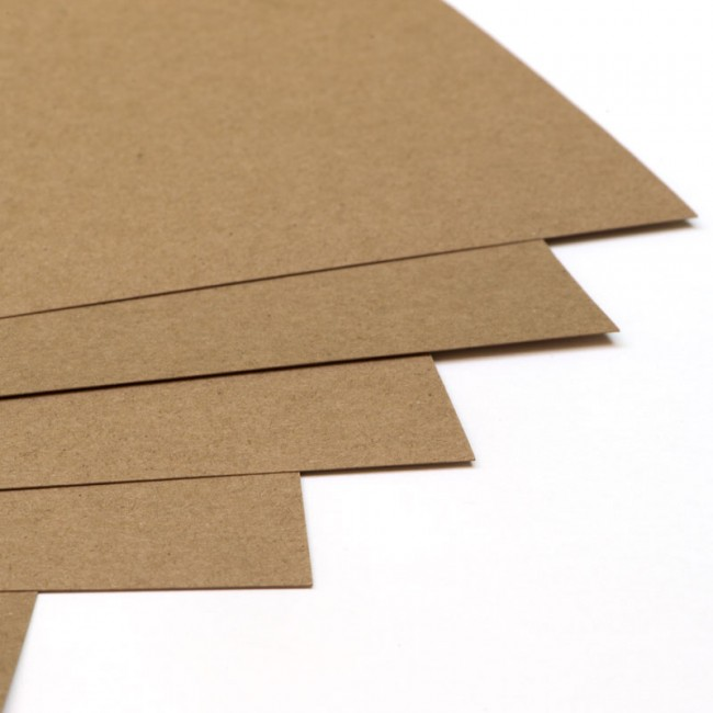 My Favorite Things - MFT Cardstock - Brown Paper Bag 5 pack