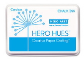 Hero Arts Chalk Ink Pad - Cerulean