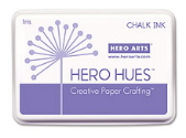 Hero Arts Chalk Ink Pad - Iris
