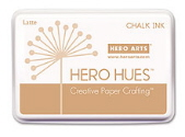 Hero Arts Chalk Ink Pad - Latte