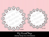 *SALE* My Favorite Things - Die-namics Dainty Doily Duo