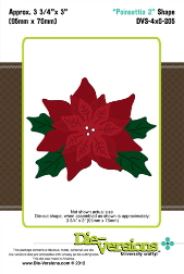 Die-Versions - Shapes - Poinsettia 2