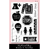 *SALE* My Favorite Things - Document It - School Days Stamp Set