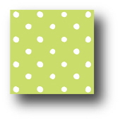 Dots - Key Lime - 8.5 x 11