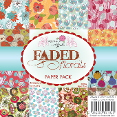 Faded Florals Paper Pack