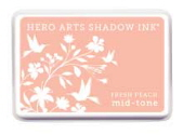 Hero Arts Shadow Ink - Fresh Peach Mid Tone