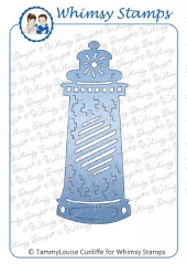 * Whimsy Stamps - Lighthouse Die - Shapeology Dies