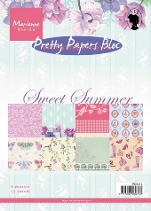 Pretty Papers Bloc - Sweet Summer