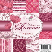 ** NEW **  6x6 Paper Pack - Always and Forever