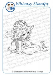 ** Whimsy Stamps - Skippydee and Indiana - Elisabeth Bell