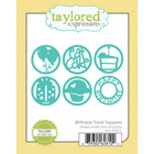 Taylored Expressions - Birthday Treat Toppers