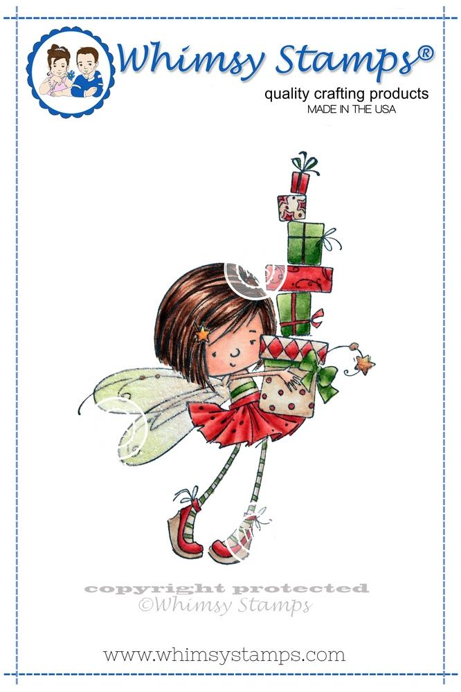 Whimsy Stamps - Fairy Gifts for You