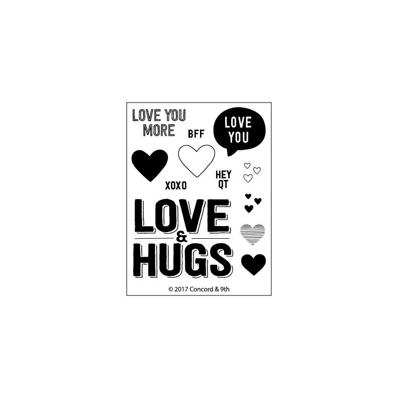 *NEW* - Concord & 9th - Love and Hugs