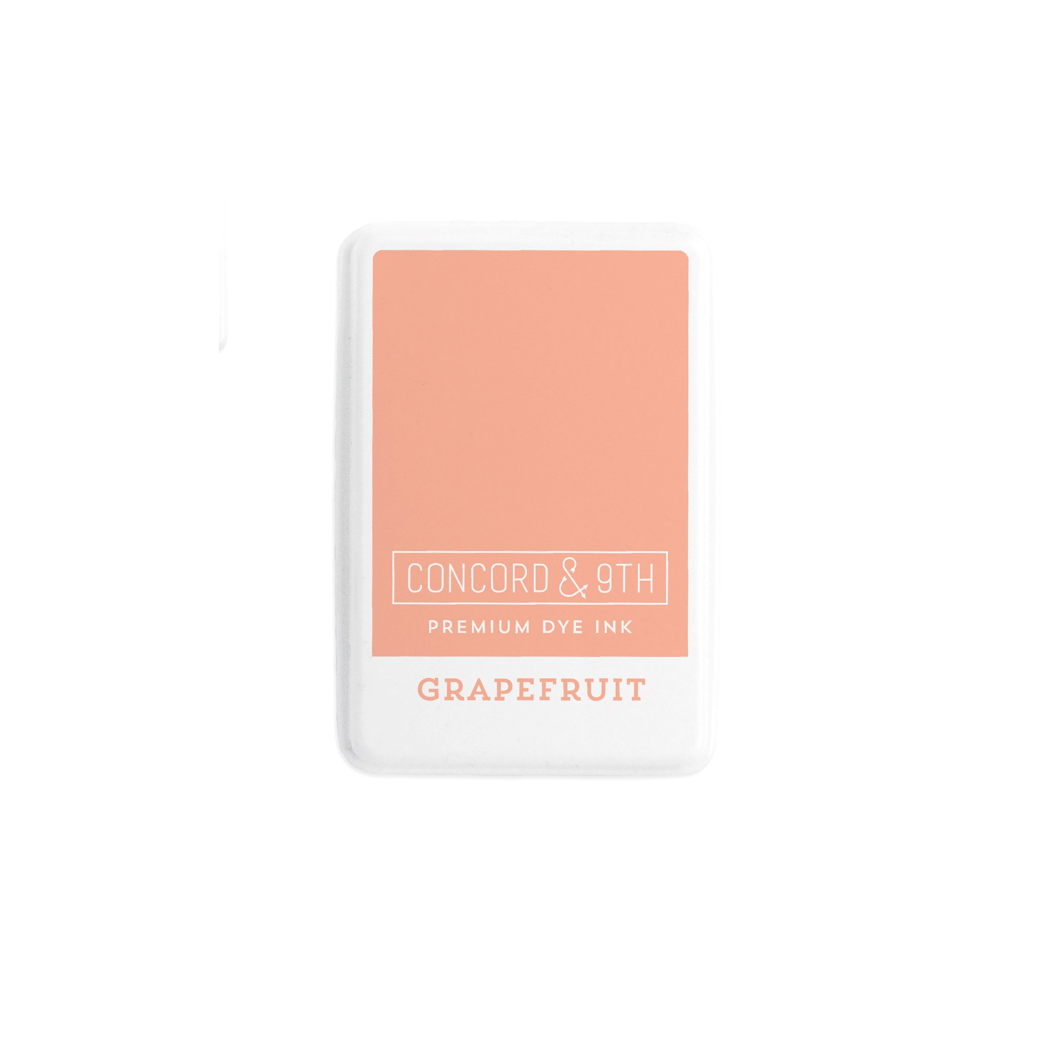 *NEW* - Concord & 9th - GRAPEFRUIT INK PAD