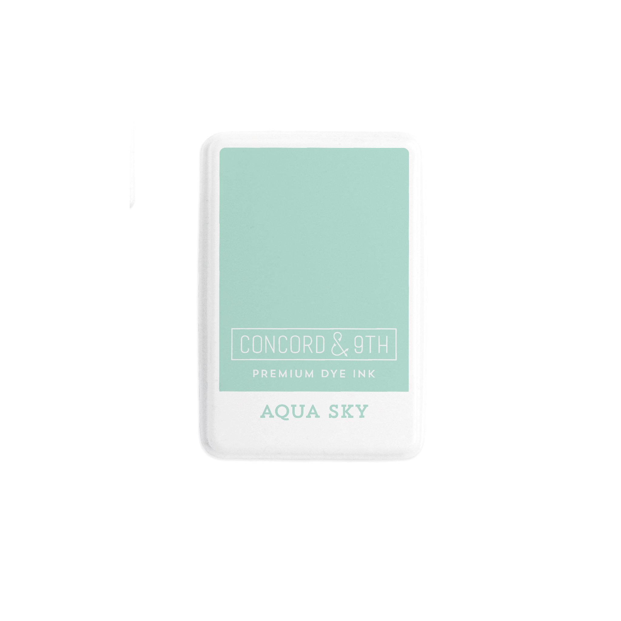 *NEW* - Concord & 9th - AQUA SKY INK PAD
