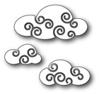 ###Poppystamps - Twirly Clouds